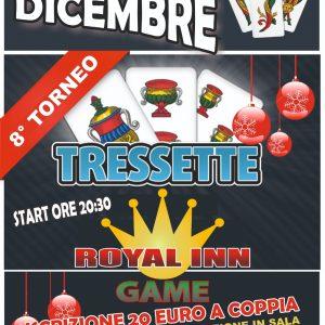 8° torneo di Tressette